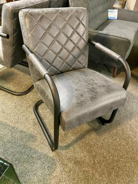 Stuhl , Polsterstuhl Eleonora , Armlehnen Stuhl , Kensington