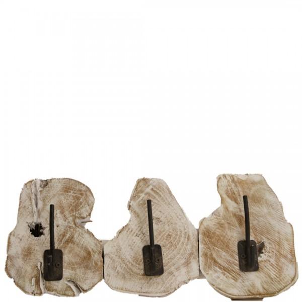 Kleiderhaken , Garderobe , Wandgarderobe , Holz massiv