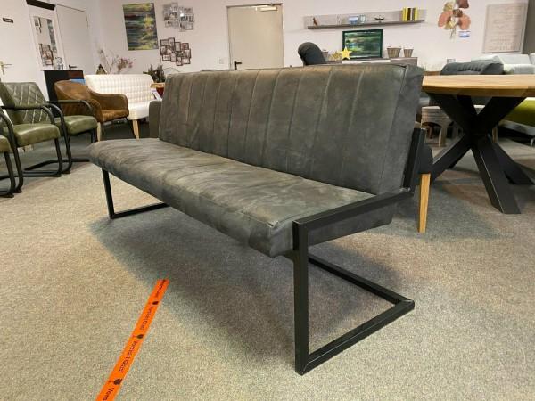 Küchensofa , Küchenbank , Modell Cadira , mit Alcantara Bezug
