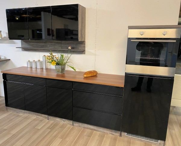 Küche , Küchenzeile , Küchenblock , Ausstellungsstück , 290 cm