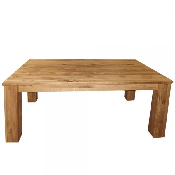 Tisch , Auszugstisch , Eiche Massiv , 180cm auf 250cm Auszug