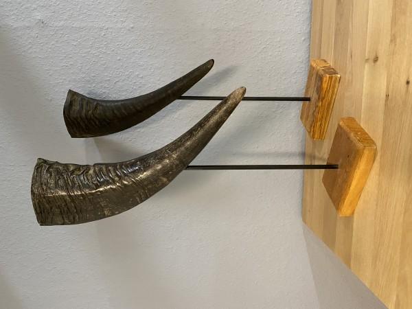Deko Set Hörner Bull, Tischdeko