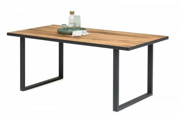 Esstisch 2218 ,Tisch, Eiche Teilmassiv , Balkeneiche , 180 x 90 cm